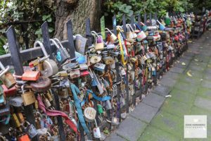 Love Locks, Mexico City, CDMX