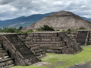 Pyramid of the Sun, Teotihuacán, Mexico City