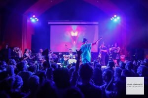 Barrio Manouche Album Release Party, The Chapel