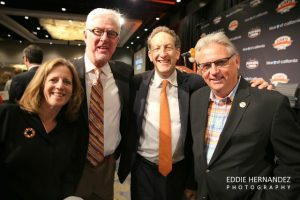 Mike Krukow, Larry Baer, Duane Kuiper - 2015 San Francisco Giants Play Ball Lunch