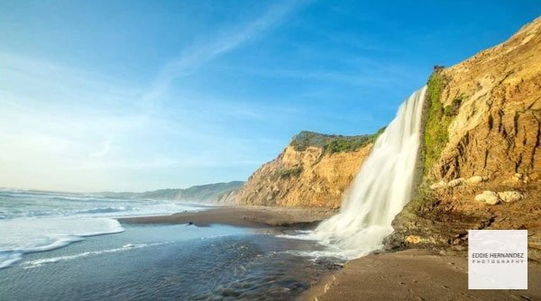 Alamere Falls, Point Reyes National Seashore, Marin County, San Francisco Bay Area