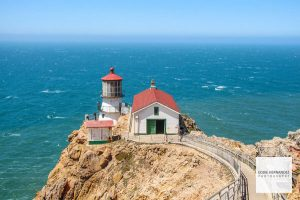 Point Reyes Lighthouse, Point Reyes National Seashore, Marin County, CA