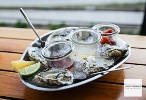 Bodega Bay, Hog Island Oysters, Point Reyes National Seashore, Marin County
