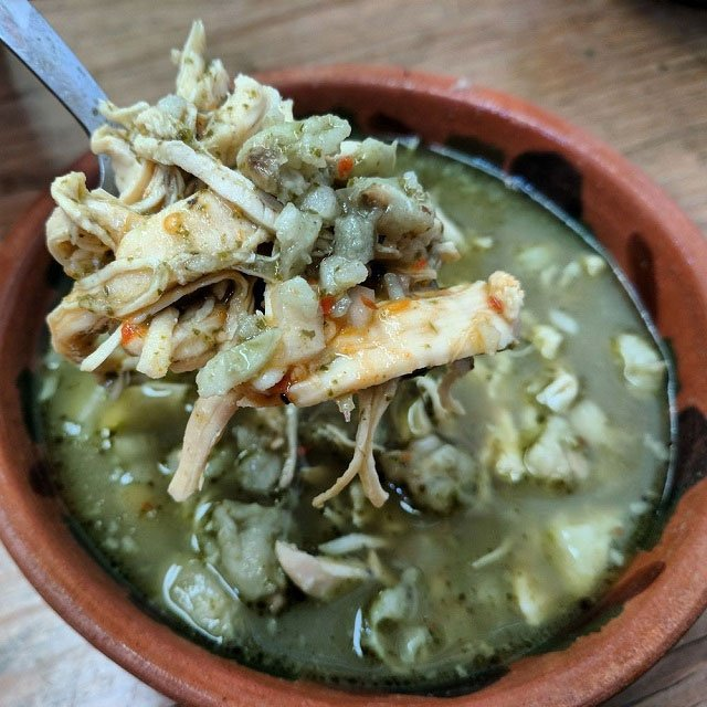 Chicken Tortilla Soup - Oaxaca, Mexico
