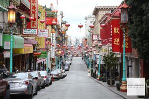 Chinatown, Grant Avenue, San Francisco, CA