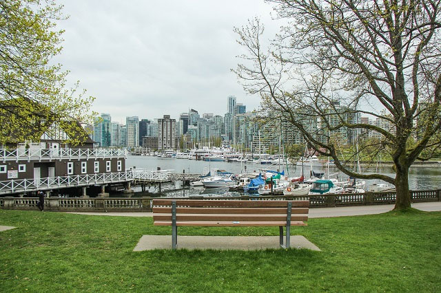 Stanley Park, Vancouver, British Columbia, Canada