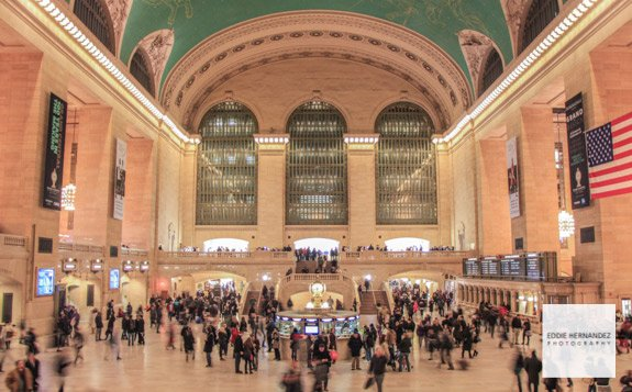 Grand Central Station Interior, New York City
