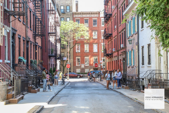 Gay Street, Greenwich Village, New York City