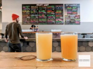 Other Half Brewing Taproom, Hazy IPA's, Brooklyn, New York