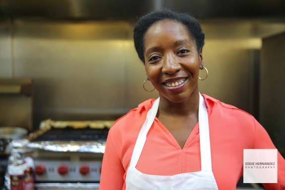 Shani Jones, Chef - La Cocina, San Francisco, Portrait
