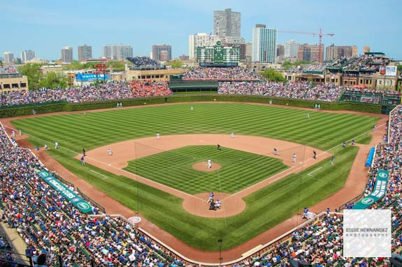 Wrigley Field, Chicago Cubs