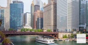 Chicago Riverwalk and Architecture View, Boat Tour