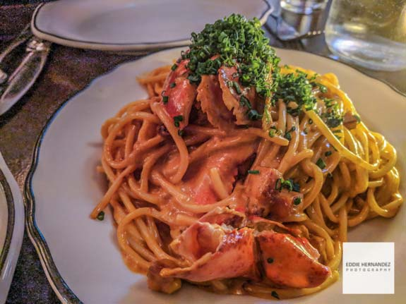 Joe Beef, Montreal, Quebec, Canada - Lobster Spaghetti