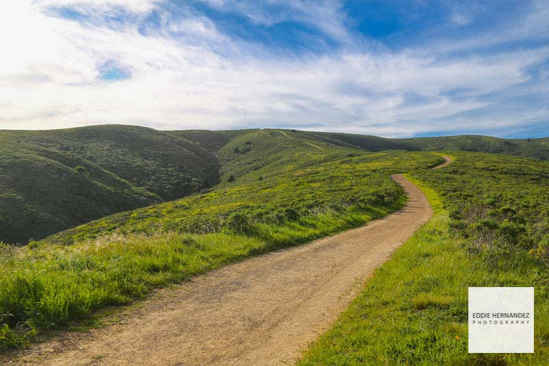 Tennessee Valley Hiking Trail, Marin County, CA