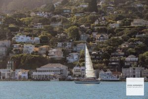 Sausalito Downtown View, Marin County