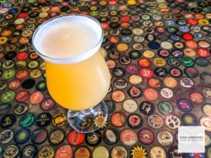 Double IPA Craft Beer Pour // Beer Revolution, Oakland, California