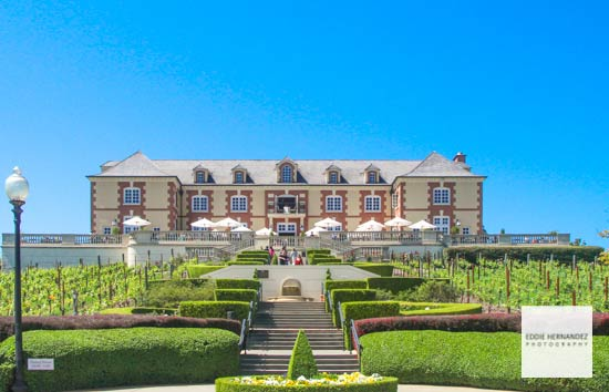 Domaine Carneros, Chateau Winery