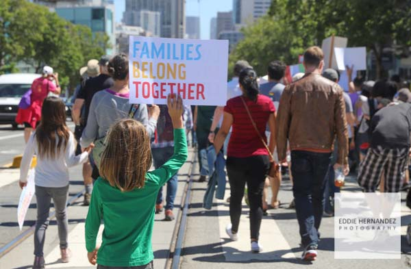 Family Separation Protest, San Francisco 2018