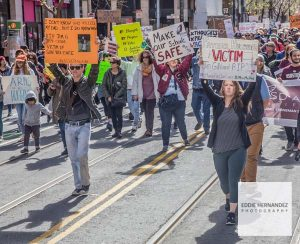 March For Our Lives, San Francisco 2018