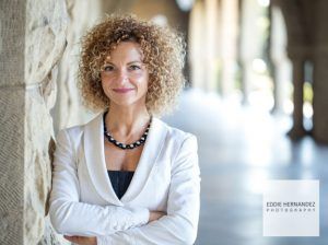 Dr. Lucia Aronica, PhD, Women's Professional Lecturer & Professor Headshot, Stanford