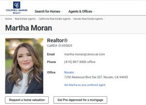 Martha Moran Real Estate