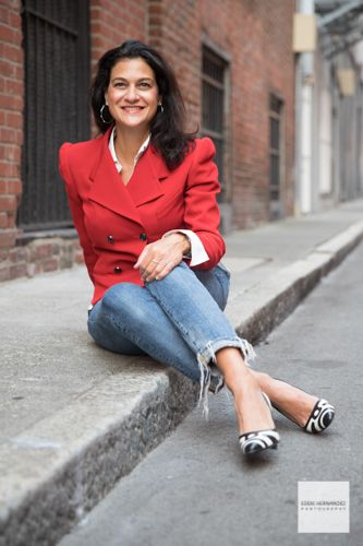 Laurie Harden, San Francisco Personal Stylist