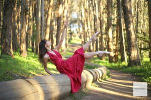 Mirell Sork - Professional Ballet Dancer Portrait