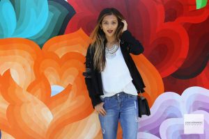 Jyo Shanker, Fashion Blogger, SF