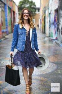 The Ohio Transplant - Aimee Rancer, Fashion Blogger, SF