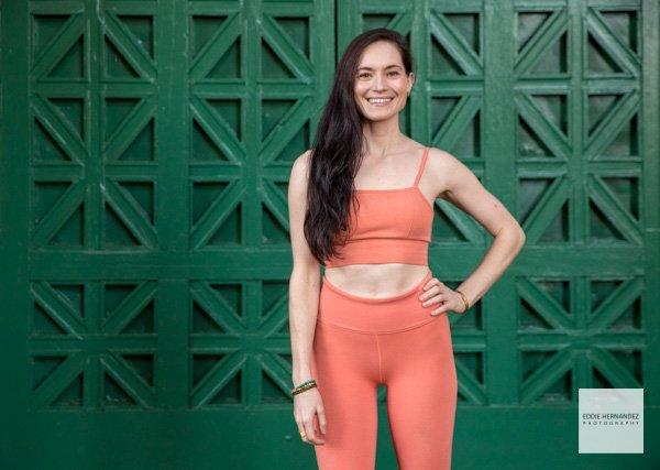 Koren Keiner, Yoga Instructor, Wellpreneur - San Francisco