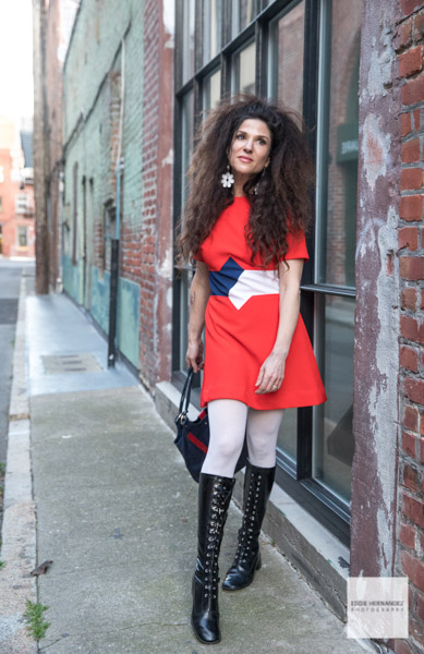 Ramona Demure Vintage Fashion