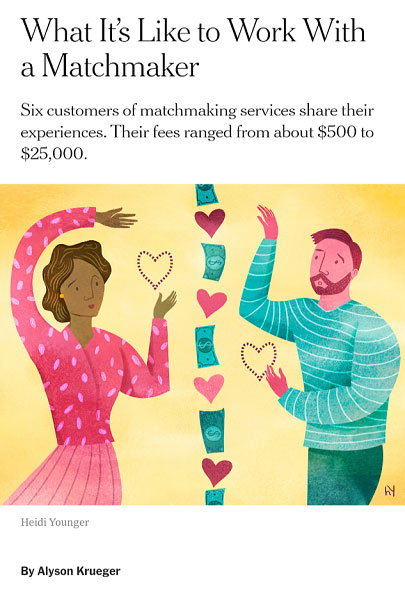 NYTimes-Matchmaker-Article